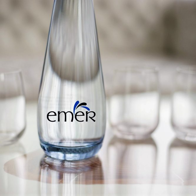 Emer Water: Green solution for Restaurants and Hotels