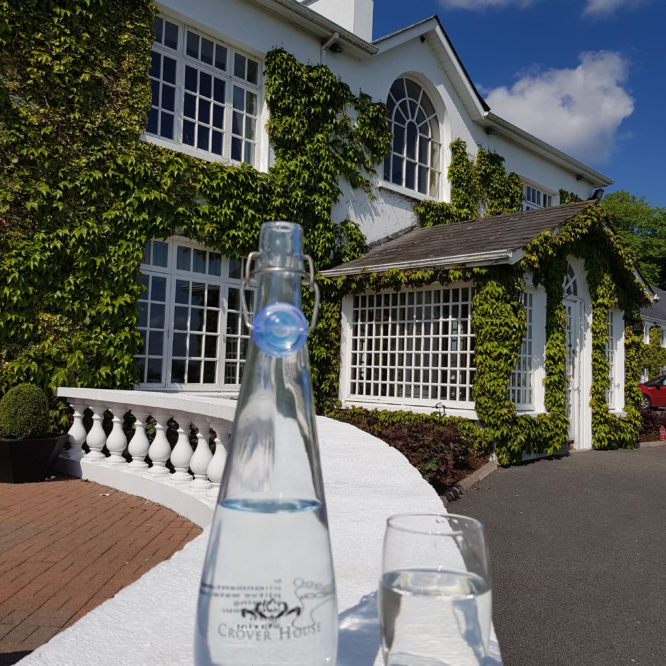 Emer Water helps one Cavan hotel to retain their superior image